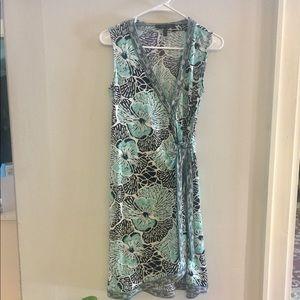 BCBG XXS wrap dress